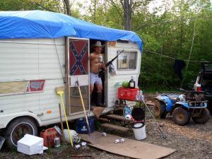 Redneck Camping