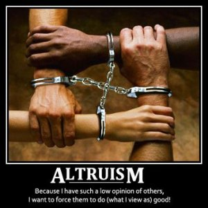 deMotivational: Altruism
