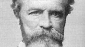 William James - philosopher and author of 'Pragmatism'