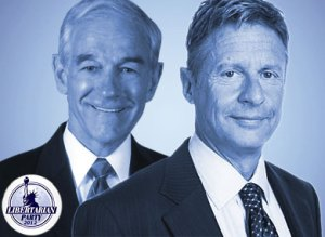 Gary Johnson / Ron Paul