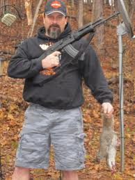 Squirrel Hunting with an AK-47