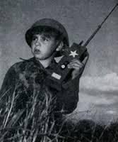 walkie talkie kid